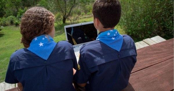 Escoteiros lançam plataforma online com atividades educativas