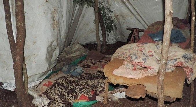 Operação encontrou jovens indígenas em condições precárias