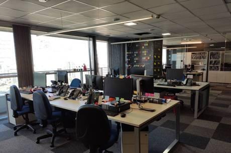 Escritórios vazios em tempos de home office