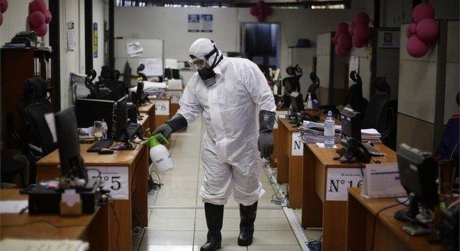 El Salvador ainda não registrou casos de coronavírus El Salvador