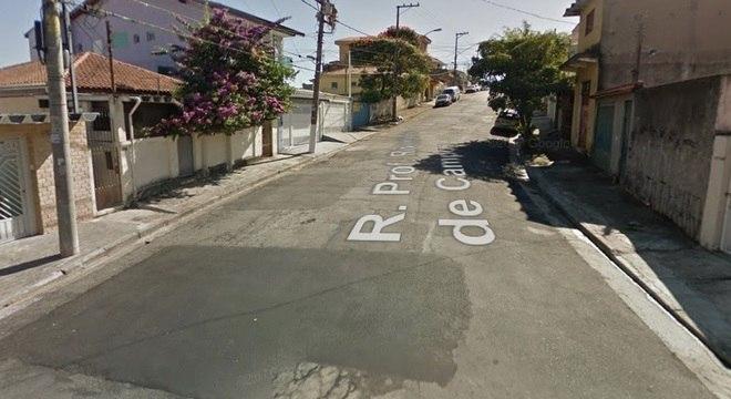 O crime aconteceu no bairro Jardim Monjolo, na zona norte de São Paulo