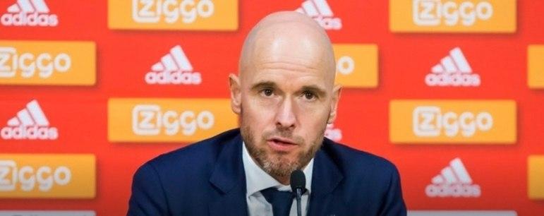 ESFRIOU - A atuação do Ajax no mercado parece não ter agradado Erik ten Hag. O treinador da equipe, em entrevista ao Voetbalzone, da Holanda, revelou certa frustração pela falta de um reforço de peso. O retorno do uruguaio Luís Suárez chegou a ser cogitado, porém, sem sucesso.