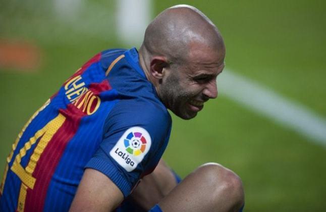 ESFRIOU - A lesão de Gerard Piqué no último fim de semana impactou o Barcelona. No programa de TV espanhol