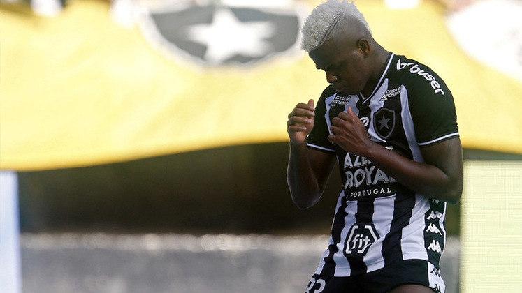 ESFRIOU - A passagem de Marcos Vinícius no Botafogo chegou ao fim. Contratado na metade de 2017, em uma troca com Sassá junto ao Cruzeiro, o meio-campista nunca engatou uma sequência de partidas  pelo Alvinegro, que não renovará o vínculo do jogador de 25 anos, que se encerra nesta terça-feira.