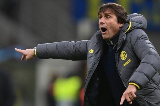 ESFRIOU -Após a vitória da Inter de Milão por 2 a 0 sobre a Atalanta pelo Campeonato Italiano, o técnico Antonio Conte fez críticas surpreendentes contra a diretoria do clube italiano e não tem garantia do seu cargo para a próxima temporada.