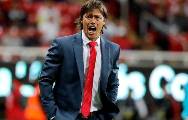 ESFRIOU - Depois de algumas semanas tentando convencer Matías Almeyda, a seleção chilena ouviu a recusa o do treinador argentino, que prefere dar sequência em sua carreira na Major League Soccer.