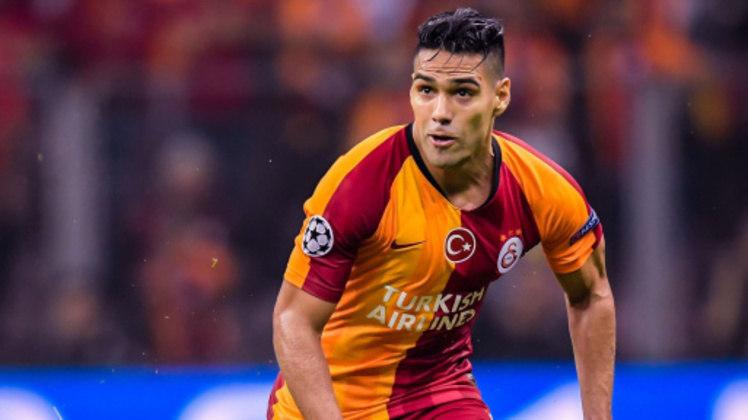 ESFRIOU - Em entrevista ao jornal 'Sabah', o atacante colombiano Falcao García, garantiu que não sairá do Galatasaray, da Turquia e se disse feliz no clube turco.