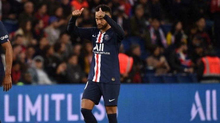 ESFRIOU - Mais um capítulo para a novela Neymar. O presidente do Barcelona disse que acredita que o brasileiro não sairá do PSG e permanecerá no clube francês.