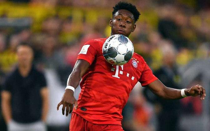 ESFRIOU - O Bayern de Munique não quer se desfazer de David Alaba. De acordo com o
