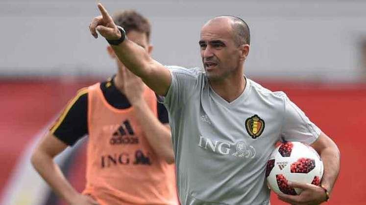 ESFRIOU - Roberto Martínez, técnico da Bélgica, despistou sobre os rumores relacionados a uma possível ida para o Barcelona. Em entrevista ao