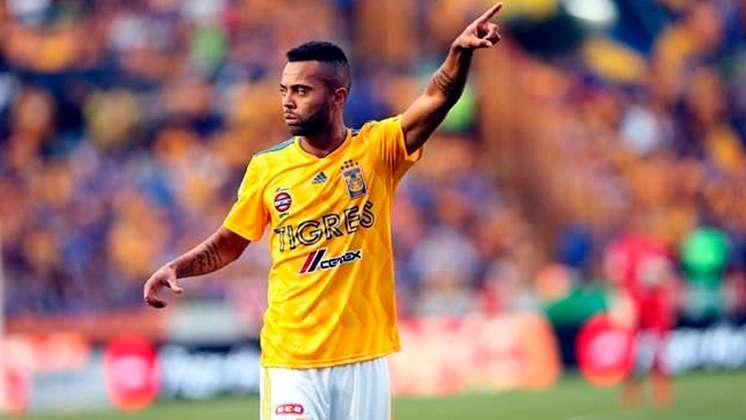 ESFRIOU: Segundo a mídia mexicana, tanto o meio-campista brasileiro Rafael Carioca como o atacante equatoriano Enner Valencia não conseguiram entrar em um acordo com a diretoria do Tigres para renovação de contrato