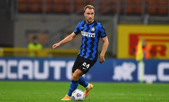 ESFRIOU - Um ano após deixar o Tottenham para rumar à Itália, Christian Eriksen deve trocar de clube novamente. De acordo com o