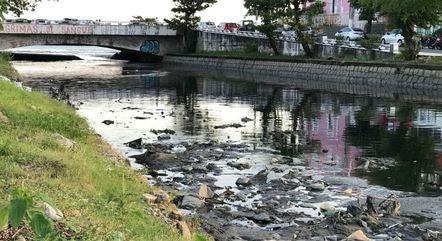 Esgoto não tratado vai direto para os rios de SP