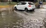 Segundo o site La Noticia, a limpeza foi feita devido às enchentes causadas por fortes chuvas que atingiram a região nos últimos diasVEJA TAMBÉM:Perfil bizarro mostra fotos de mãos 'apertando comidas com força'