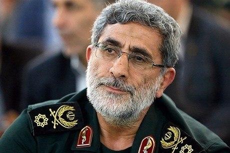 EUA ameaçam sucessor de Soleimani, Esmail Ghaani