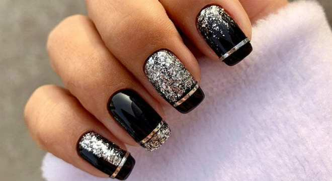 Esmalte preto- Qual o melhor, dicas + Truques para variar antes de usar