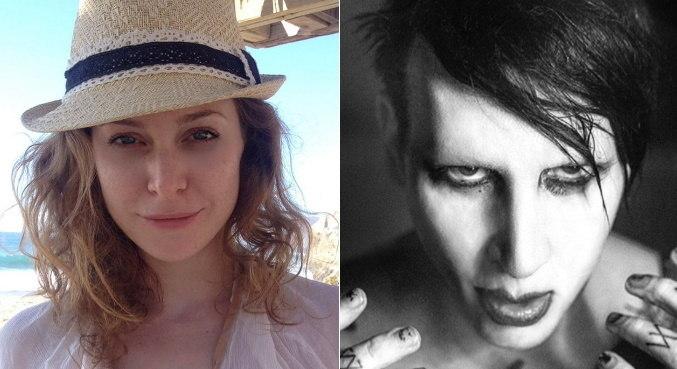 Esmé Bianco contou toda a sua história com Marilyn Manson em entrevista