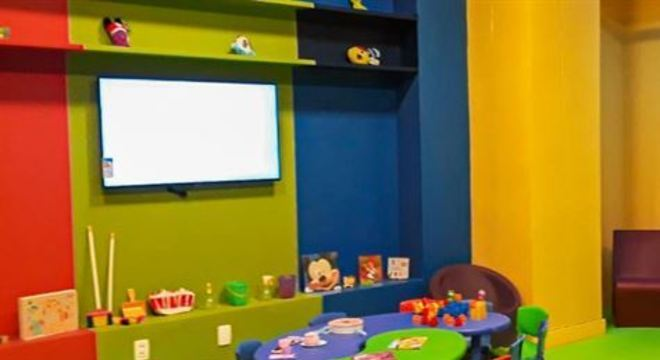 Espaço, localizado no Piso 1 do mall, ocupa mais 1,2 mil quadrados de jogos e outras atividades
