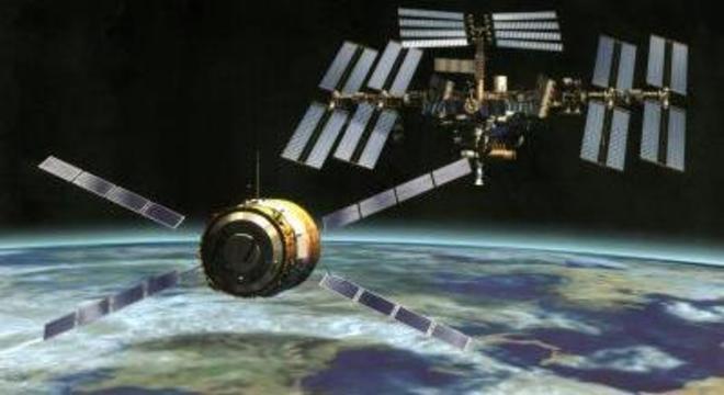 Turistas voltarão à Estação Espacial Internacional antes do fim de 2021