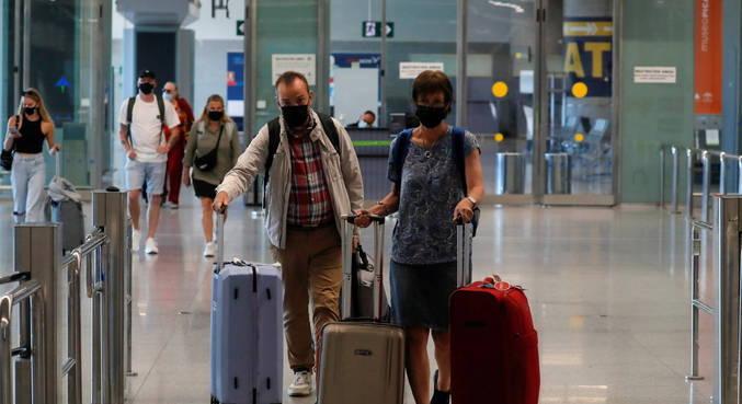 Países da UE aprovam retorno de turistas dos Estados Unidos