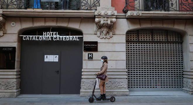 Madrid é a cidade com o maior número de casos de coronavírus da Espanha