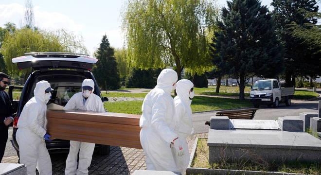 Aumenta o número de mortes por coronavírus na Espanha