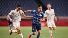 No sufoco, Espanha vence Japão e joga final do futebol contra o Brasil