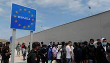 Jovem marroquino morre em queda de 10 metros em Ceuta, na Espanha