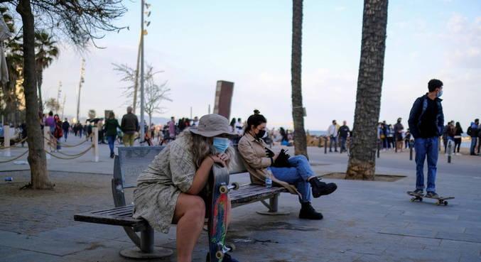 Espanha libera uso de máscara ao ar livre a partir de 26 de junho