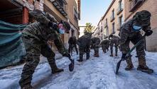 Madri demorará dias para voltar à normalidade após nevasca