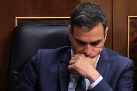 Sánchez lamentou perda de 'oportunidade histórica'