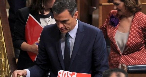 Reunião para formar novo governo da Espanha termina sem acordo