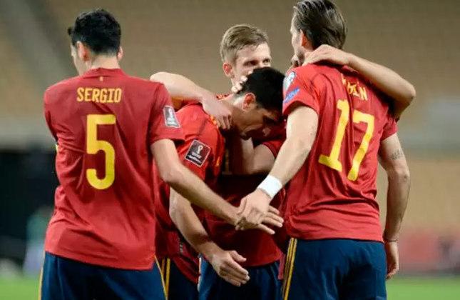 Espanha: quatro títulos