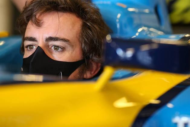 Espanhol está afastado do grid da F1 desde 2018.