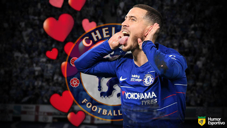 Especial Dia dos Namorados: após 7 anos de casamento com o Chelsea, Eden Hazard buscou novos ares em Madrid, mas ainda não mostrou que esse novo relacionamento terá um futuro brilhante