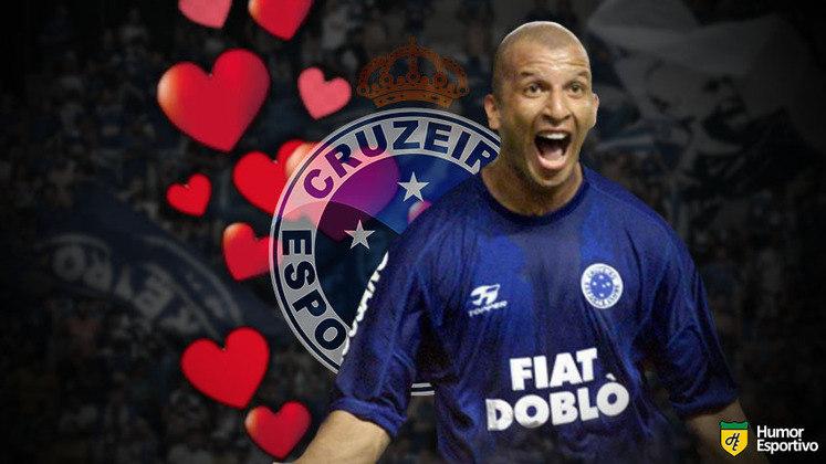 Especial Dia dos Namorados: vestindo a camisa do Cruzeiro, Fabio Júnior foi comparado até a Ronaldo Fenômeno no início da carreira. Depois disso, passou por diversos clubes do futebol mundial, mas permanecendo pouco tempo na maioria deles