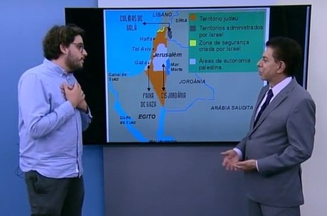Bruno Huberman é pesquisador da questão Israel-Palestina da PUC