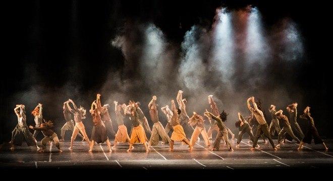 Espetáculo ganhou o primeiro lugar na categoria sênio de dança contemporânea