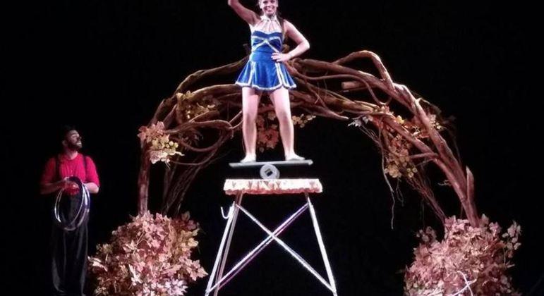 Festival Internacional Sesc de Circo começa neste sábado (28) de forma virtual