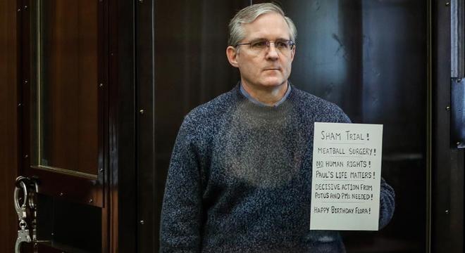 Paul Whelan diz que seu julgamento foi 'político' e irá recorrer da sentença