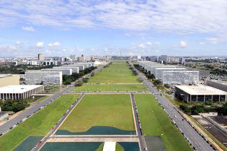 Brasília viveu dias tensos em 2020