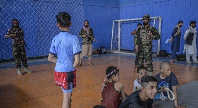 Homens poderão praticar esportes normalmente no Afeganistão