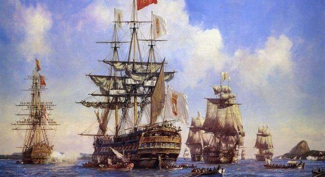 esquadra portuguesa