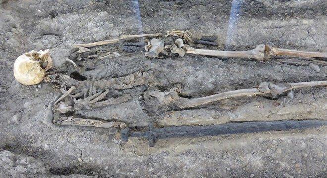 Viking ou eslavo? Qual é a verdadeira origem deste esqueleto?
