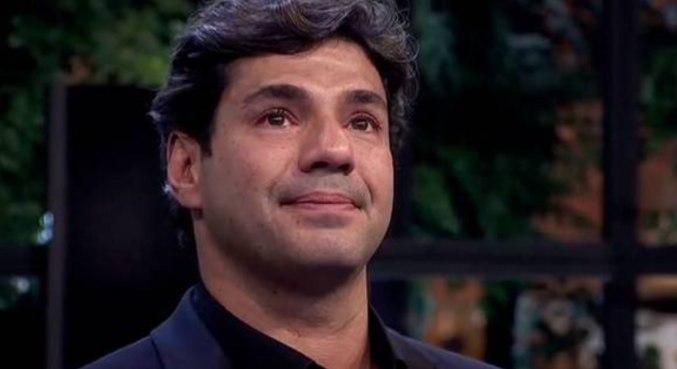 Relembre os momentos em que Felipe Bronze se emocionou no reality Top Chef Brasil