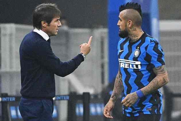 ESQUENTOU - A Inter de Milão trabalha nos bastidores pela rescisão contratual de Arturo Vidal, segundo o