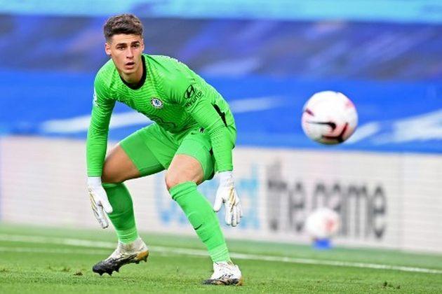 ESQUENTOU - A Lazio deve buscar a contratação de Kepa, goleiro do Chelsea, na próxima temporada, segundo o