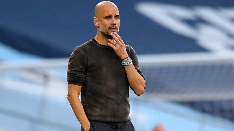 ESQUENTOU - Aguero está infeliz com a maneira como Guardiola conduziou sua saída do Manchester City. Segundo o