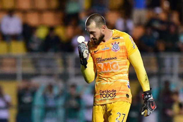 ESQUENTOU - Além de Jonathan, o Cuiabá também conversa com o Timão para contar com o goleiro Walter, que não foi inscrito pelo time de Parque São Jorge na lista inicial para a disputa do Campeonato Paulista.