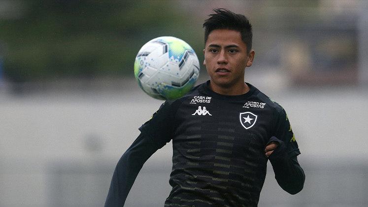 ESQUENTOU - Alexander Lecaros está negociando uma possível saída do Botafogo. O Avaí tem conversas e está interessado em contratar o peruano por empréstimo até dezembro de 2021, como informou primeiramente o